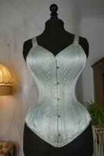 2 antique Schilling Corset 1894