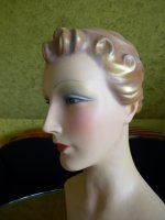 17 antique shop display mannequin 1930