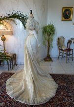38 antique ball gown 1903