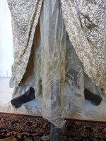 14 antique Maurice Mayer gown 1913