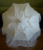 2 antique victorian parasol 1890