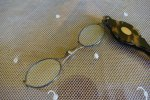 8 antique Lorgnette 1860