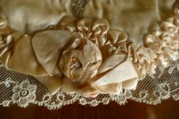 1 antique wedding handbag 1900