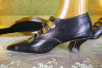 7 antique edwardian shoes 1901