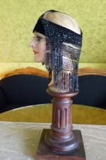 12 antique flapper headpice 1920