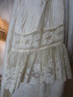 19 antique Peignoir 1895