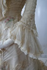 17 antique society dress 1901