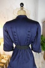 16 antique hobble skirt Dress 1913