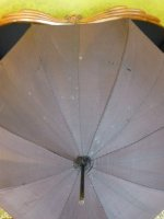8 antique parasol