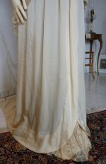 13 antique wedding gown