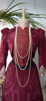1 antique-walking-gown