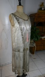 15 antique flapper evening dress 1920