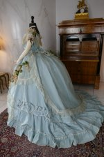 23 antique victorian ball gown 1859