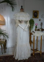 11 antique summer dress 1901