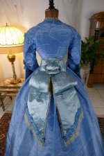 16 antique ball gown 1864