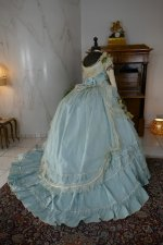 36 antique victorian ball gown 1859