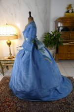 13 antique ball gown 1864