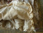 109 antique Ball gown 1880