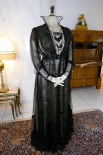 13 antique evening dress 1915