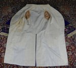 36 antique mens court coat 1860