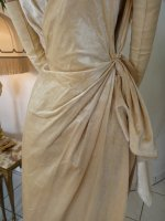 26 antique evening Dress 1919