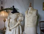 1 antique wedding ensemble 1835
