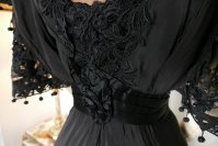 25 antique Drecoll dress 1906