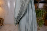 18 antique regency dress 1818