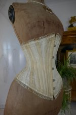 18 antique PD Marcel corset 1900