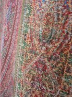 10 antique Paisley shawl 1860