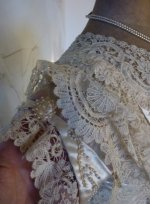 18 antique wedding gown
