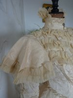 13 antique wedding gown 1895