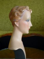 10 antique shop display mannequin 1930