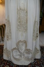 9antique gown 1904