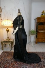 21 antique dinner dress Hamburg 1906