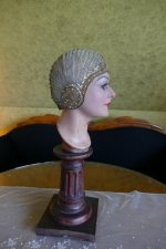 15 antique cloche 1924