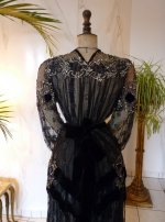 32 antique gown