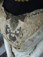 13 antique gown