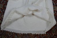 20 antique Biedermeier Petticoat 1840