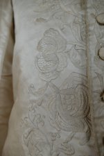 10 antique rococo wedding coat 1740
