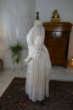 11 antique Mary Cummings dress 1908
