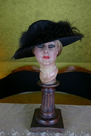 antique hat 1913