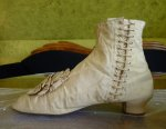 13 antique wedding shoes 1830