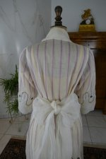 13 antique Mary Cummings dress 1908