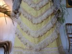 10 antique reception gown