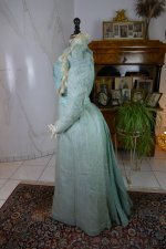 10 antique day dress 1898