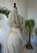 39 antique ball gown 1903