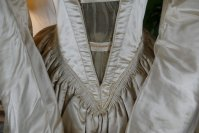 1 antique wedding dress 1845