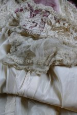 49a antique ALTMANN Battenburg lace dress 1904
