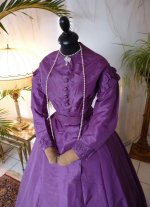 11 antique dress 1865